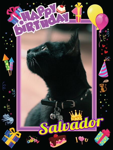 Happy Birthday Salvador