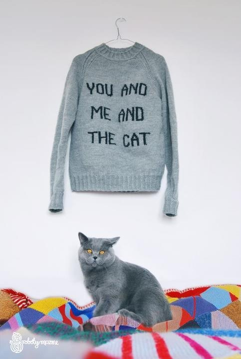 You And Me And The... Cat